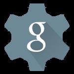 Icono configuración Google